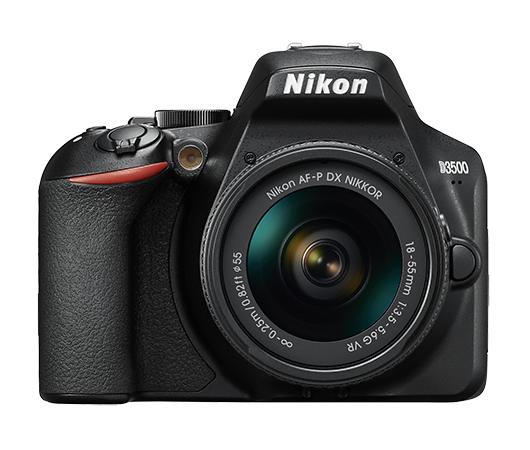 Review Nikon D3500 with two Kit lens